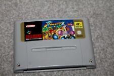 Super Nintendo-Super Bomberman 2-UKV-Snes-En muy buena condición
