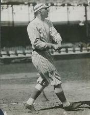 1917, Dave Robertson, NY Giants, Home Run Champion, Type 1 Charles Conlon Photo