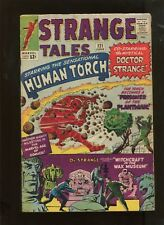 Strange Tales #121 (4.5) Prisoner Of The Plant Man!