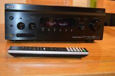 Sony STR-DA2400ES 7.1 Channel 100 Watt AV Receiver, GOOD condition, remote