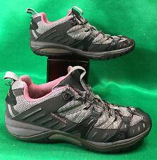 MERRELL SIREN SPORT pink/black VIBRAM hiking trail shoes . eu38 women's 7.5