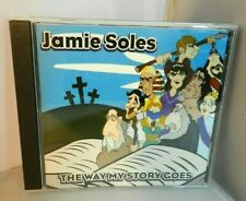 "Jamie Soles ""The Way My Story Goes"" Audio CD Music 2002"