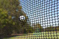 Golf Impact Practice Net :  3m x 3m Heavy Duty with ROPE EDGING BORDER