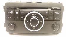 Original 2010 Mazda CX 9 AM/FM Radio CD Wechsler MP3 Player TE91 66 AROB