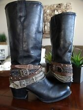 DURANGO Philly Accessorized Western Boot 11