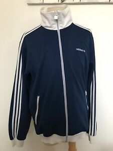 Retro Adidas adults tracksuit top. Adults large