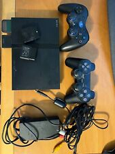 Sony playstation 2 slim SCPH-70004 mit 2 Controllern Spielekonsole