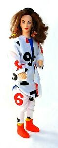 """Boy George 1984 Colour by Numbers fully poseable 12"""" celebrity doll Sharpe Grade"""