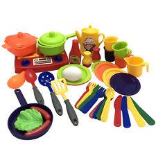 Kinderspielzeug Besteck Edelstahl, 12 tlg. im Holzkästchen