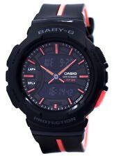 Casio Baby-G Shock Resistant Dual Time Analog Digital BGA-240L-1A Womens Watch
