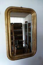 Sehr gut erhaltener Originaler Louis Philippe / Biedermeier Spiegel 1820/40