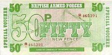 [CF2022] Reino Unido 1972, 50 P. Ejército (6ª Serie) (UNC)