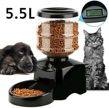 5.5 L Smart Feeder, Automatic pet Feeder