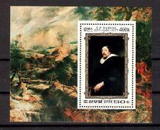 Rubens Michelnummer Block 46 postfrisch (Kunst 635 )