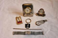 New listing Lot of Assorted Smalls Watch Bands-Money Clip-Keychain-Boot lace Hook