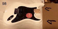 Fender Squier Strat Guitar Gitarre Body inkl. gratis Versand / Free Shipping