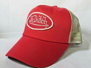 VON DUTCH BASEBALL CAP EMMY BLACK **BRAND NEW /& IN STOCK**