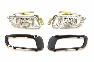 Front Fog lights lamps Set left right  Mitsubishi Montero Pajero V75W 2000-2003
