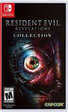 Resident Evil: Revelations Collection Nintendo Switch Game - New & Sealed