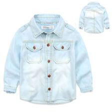 Jungen-T-Shirts, - Polos & -Hemden ohne Muster für die Freizeit