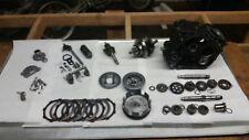 HONDA 1983 ATC200X ENGINE CASE TRANSMISSION CRANK KICKSTART SHIFTING CLUTCH
