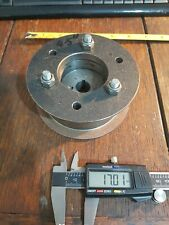 "4.5"" Pulley for battery starting/charging via dynastart of a Stationary Engine"