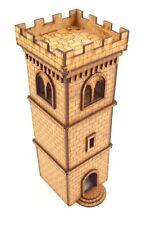 Fantasía medieval Atalaya Outpost con almena por wwg – ESCENOGRAFIA WARHAMMER