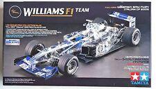 TAMIYA 1/20 Williams BMW FW24 Italian GP 2002 full-view #20056 scale model kit