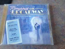 CD ROMANCE ON BROADWAY HALLMARK LOVE DUETS~RARE ~MINT!!
