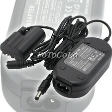 AC power adapter for Canon 50D 40D 20D 10D 5D as ACK-E2