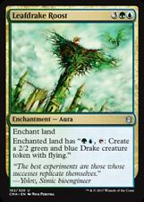 MTG Magic - (U) Commander Anthology - Leafdrake Roost - NM/M