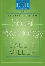 Invitation to Social Psychology