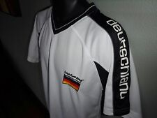 2004 UEFA GERMANY JERSEY Soccer LARGE Football DEUTSCHLAND Shirt PORTUGAL