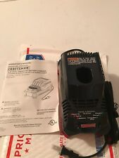 New Genuine Craftsman 315.Ch2021 19.2V C3 Diehard Lit-Ion Battery Charger