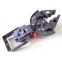 Robot Clamp Gripper Bracket Servo Mount Claw Arm for MG995 MG996 SG5010 F17310