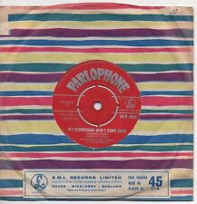 CHARLIE DRAKE my boomerang won't come back*she's my girl 1961 UK RED PARLOPHONE