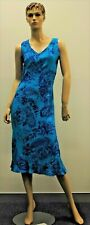 Shades of Blue Size 8 Orientique Supporting PSC Co-op Ltd