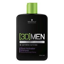 Shampooing stimulant 3 D MENSION Schwarzkopf 250 ml
