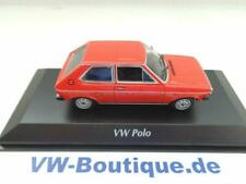 + VOLKSWAGEN VW Polo 1 von Maxichamps in rot 1:43 neu  940050500