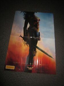 Wonder Woman/Legion poster