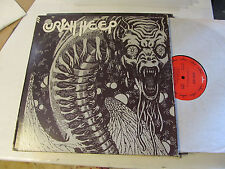 URIAH HEEP Self Titled LP 1970 Mercury SR-61294 US red label 1st LP debut s/t !!