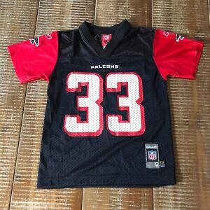 Michael Turner Atlanta Falcons NFL Football Jersey Reebok Youth Small (8)