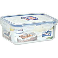 2PCS Lock&Lock Rectangle Plastic Food Storage Container Box Korea are