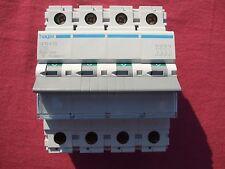 Réf NFN410 DISJONCTEUR HAGER 4P 10A 6/10kA COURBE C 230;400V NEUF