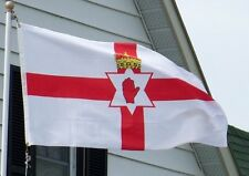 NORTHERN IRELAND NI RED HAND OF ULSTER FLAG