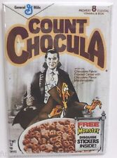 """Count Chocula Style 1 Vintage Cereal Box 2"""" x 3"""" Refrigerator or Locker MAGNET"""