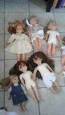 gotz Dolls lot of 5.