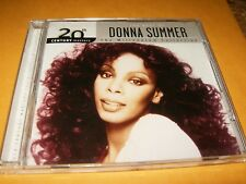 The Best Of Donna Summer 20th Century Masters CD,2003.