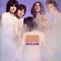 MAN - REVELATION (EXP.+REMASTERED)  CD NEU