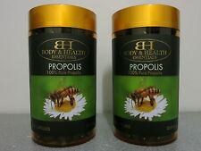 BH Propolis 2000mg 365 Capsules - 10 Bottles (BULK SALE)